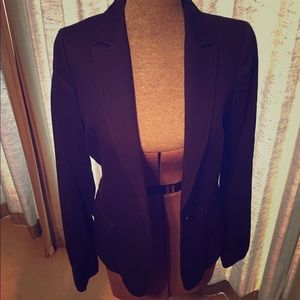 Reiss black blazer/ suit jacket size 6